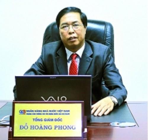 Ông Đỗ Hoàng Phong