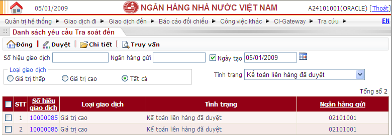 chuyen-tien-lien-ngan-hang-citad-ibps-duyet-tra-loi-tra-soat