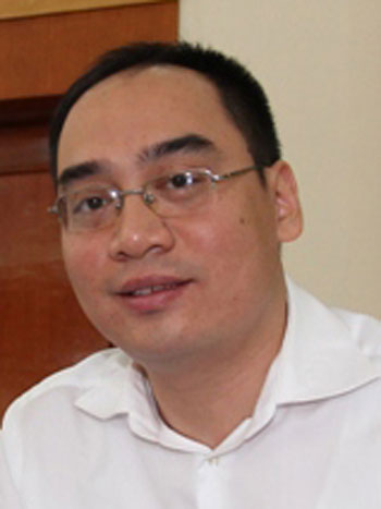 Ông Bùi Quốc Dũng - Vụ trưởng Vụ Chính sách tiền tệ (NH Nhà nước)