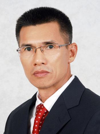 Ông Nguyễn Thanh Nhung - Tổng giám đốc Vietbank: