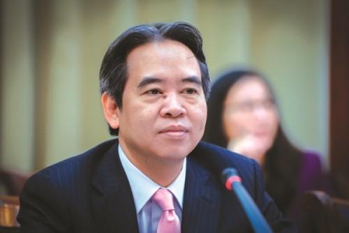 Thống đốc NHNN Nguyễn Văn Bình