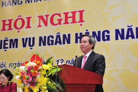 Thống đốc NHNN phát biểu khai mạc Hội nghị