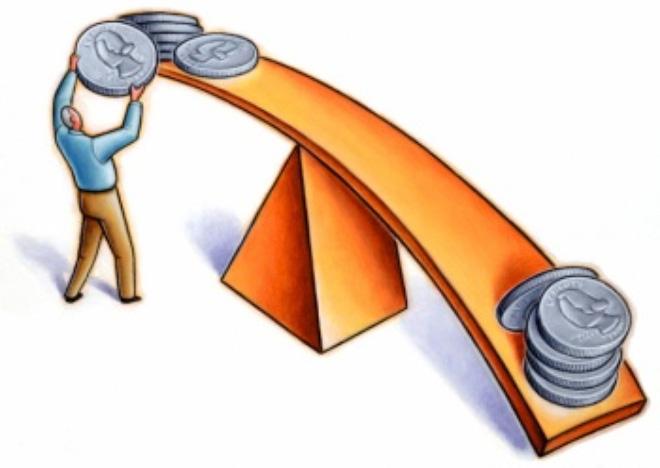 Gánh nặng thị trường vốn dồn về ngân hàng