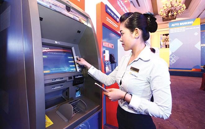Auto-Bank có thể thực hiện các chức năng như một phòng giao dịch bình thường