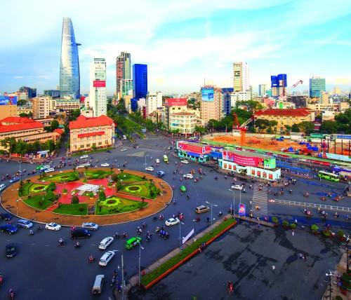TP. Hồ Chi Minh - Trung tâm tài chính-tiền tệ của cả nước