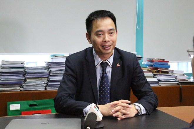 Ông Đỗ Ngọc Quỳnh, Giám đốc Ban Nguồn vốn và tiền tệ BIDV