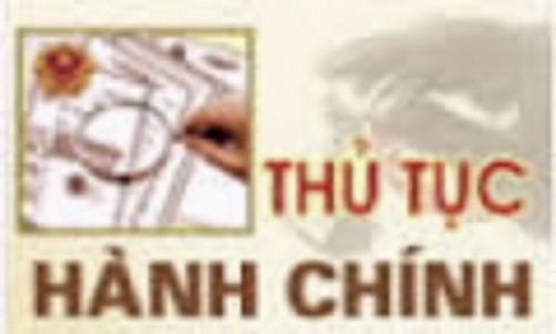 NHNN công bố thủ tục hành chính thuộc lĩnh vực tiên tệ