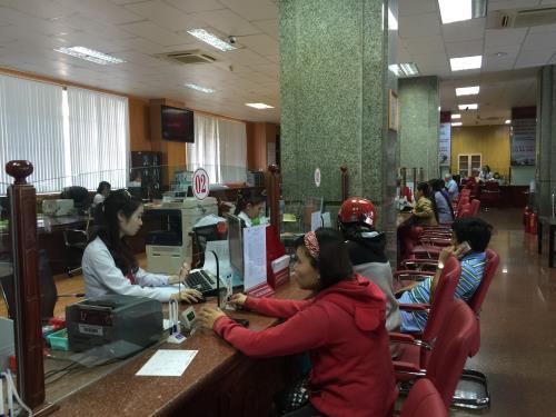 TP Hồ Chí Minh phấn đấu tăng trưởng tín dụng từ 16%-18%