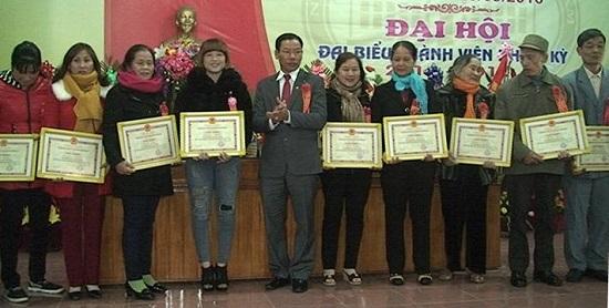 QTDND Bến Quan( Quảng Trị) kỷ niệm 20 năm thành lập