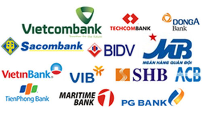 Soi độ nóng về tăng trưởng của các ngân hàng