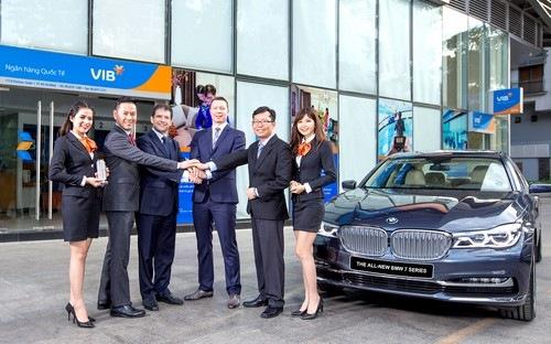 Đây là lần đầu tiên BMW triển khai mô hình hợp tác chiến lược này ở Việt nam.