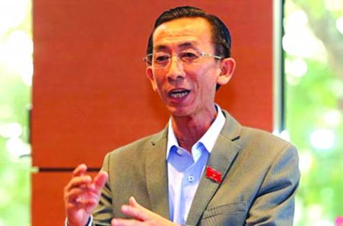 TS. Trần Hoàng Ngân
