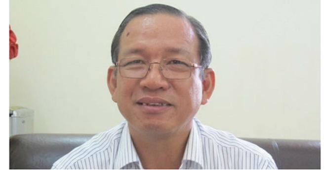 Ông Nguyễn Hoàng Minh, Phó giám đốc Ngân hàng Nhà nước chi nhánh TP.HCM