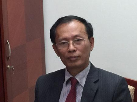 Ông Phạm Huyền Anh, Phó chánh thanh tra Ngân hàng nhà nước