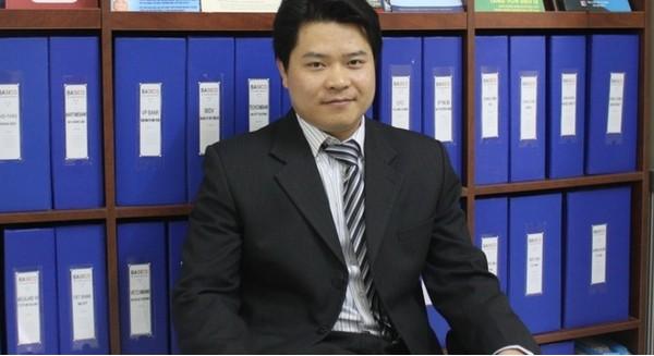 Luật sư Trần Minh Hải, Giám đốc điều hành công ty luật Basico.