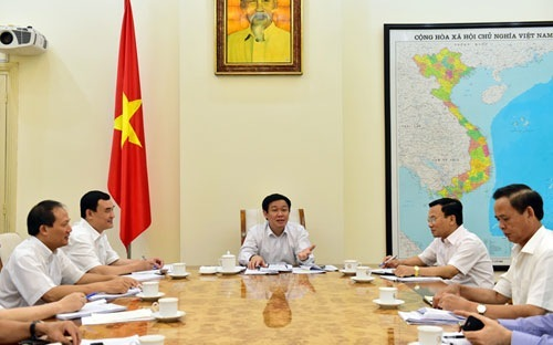 Phó thủ tướng Vương Đình Huệ được chỉ định làm Chủ tịch Hội đồng Tư vấn chính sách tài chính, tiền tệ Quốc gia.
