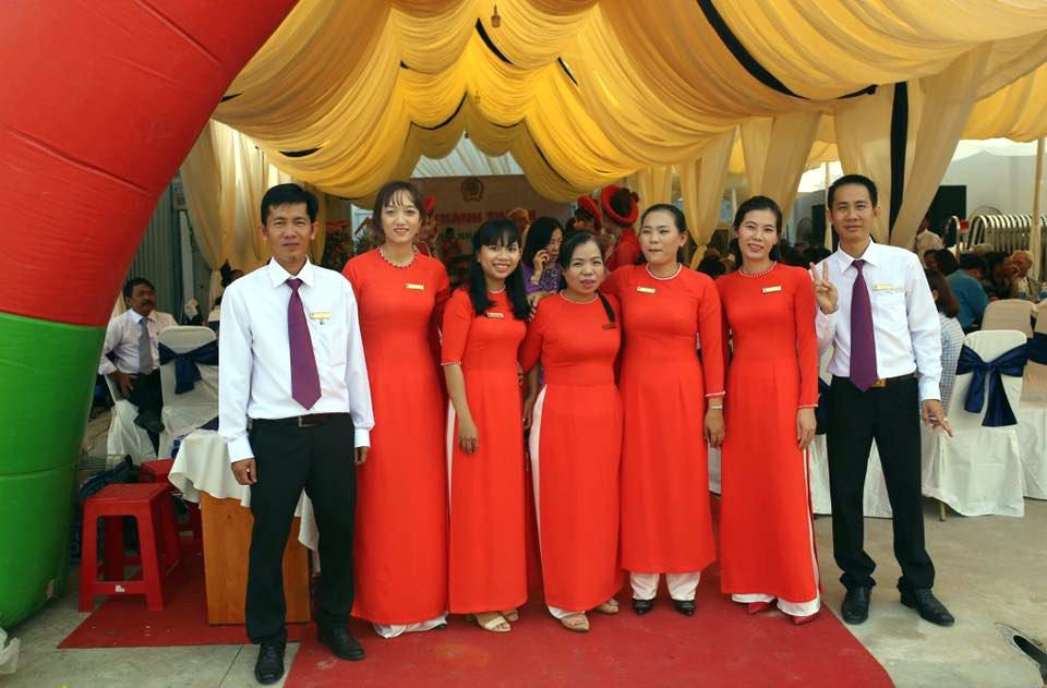 Tập thể Quỹ tín dụng nhân dân Tân Hưng - Tây Ninh