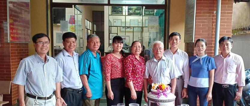 Sinh nhật lần thứ 21 năm ngày thành lập Quỹ tín dụng Nhân dân Đồng Xoài  16/10/1997 – 16/10/2018, Thị xã Đồng Xoài tỉnh Bình Phước (nay là Thành phố Đồng Xoài tỉnh Bình Phước)