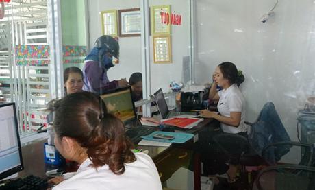 Quỹ tín dụng nhân dân Vinh Quang đã đáp ứng kịp thời nhu cầu vay của thành viên